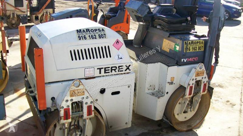 Voir les photos Compacteur Terex TV 1400