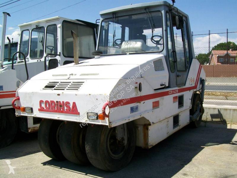 Bilder ansehen Corinsa CCR 1421B Walze