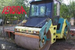 Ammann AV 110X çift tamburlu silindir ikinci el araç
