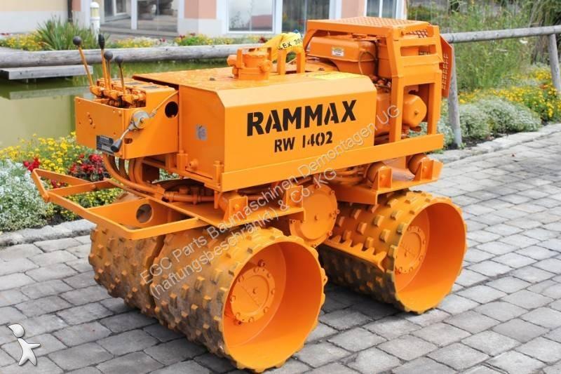 Prohlédnout fotografie Zhutňovač Rammax RW 1402