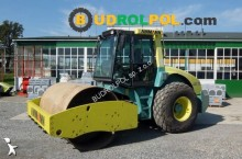 Ammann ASC 110 D used single drum compactor