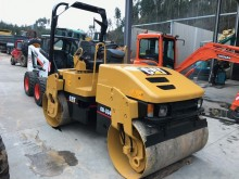Caterpillar CB 334 B used tandem roller