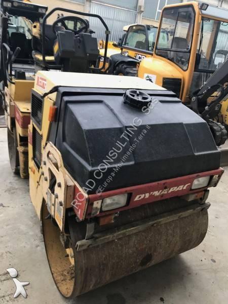 Voir les photos Compacteur Dynapac CC102 CC102/F