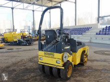 Bomag BW 125 AC-4 compactor pe roti second-hand