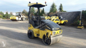 Bomag BW 120AC-5 compactor pe roti second-hand