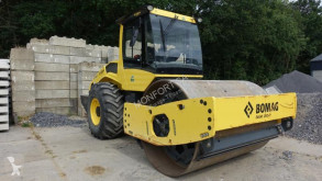 Bomag 213 DH5 used single drum compactor