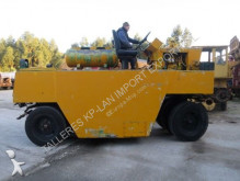 Mercedes TEMA TERRA SP-5500 used wheeled roller