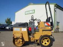 Bomag BW 90 AC compactor pe roti second-hand