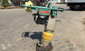 Ammann AVS68 compactor manual second-hand