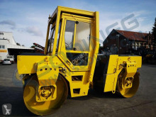 Bomag BW161 AD compactor tandem second-hand