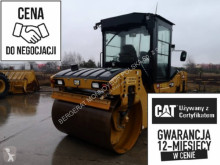 Caterpillar compactor tandem second-hand