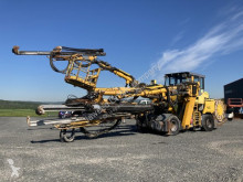 Atlas Copco drilling vehicle drilling, harvesting, trenching equipment Rocket Boommer WL3C