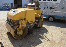 Caterpillar CB224D used tandem roller