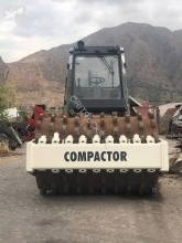 Compactor MV514 DT used sheep-foot roller