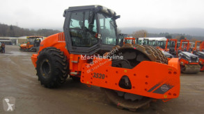 Hamm 3520 HTP used single drum compactor