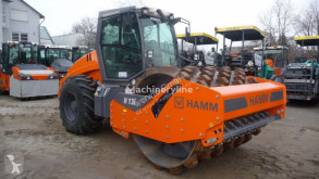 Hamm H 13i P used single drum compactor