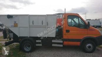 Iveco DAYLI 60C15 camion benne à ordures ménagères occasion