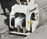 Simex PV | Vibration plate compactors compactor manual second-hand