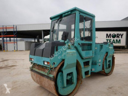 Bomag BW141 AD-2 used single drum compactor