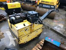 Bomag bw65h used vibrating plate compactor