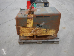 Bomag vibrating plate compactor BPH80