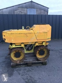 Ammann Rammax 1515 NIC used sheep-foot roller