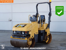 compactor Caterpillar CB224E Low hours - nice and clean