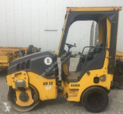 Hamm single drum compactor HD 10 VT