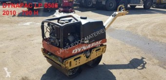 Used vibrating roller Dynapac LP 6500