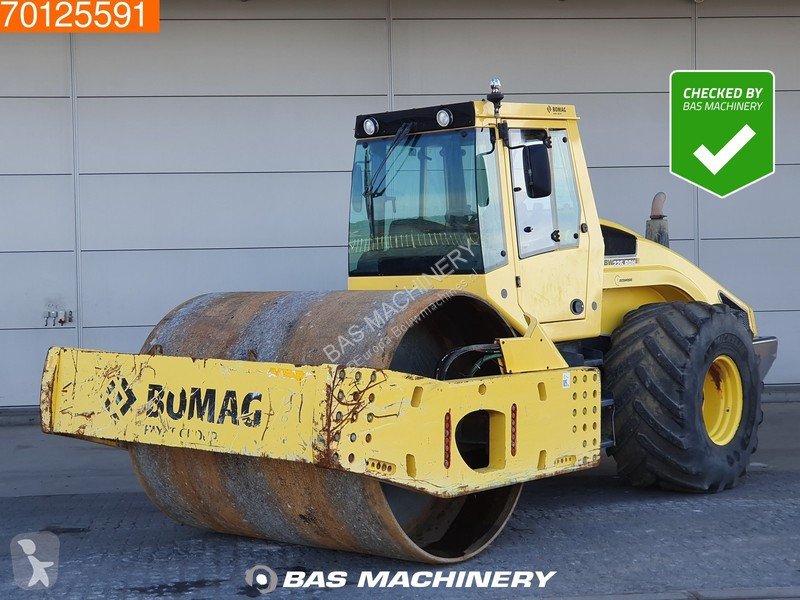 Преглед на снимките Валяк Bomag BW 226 PDH -4 Nice and clean roller