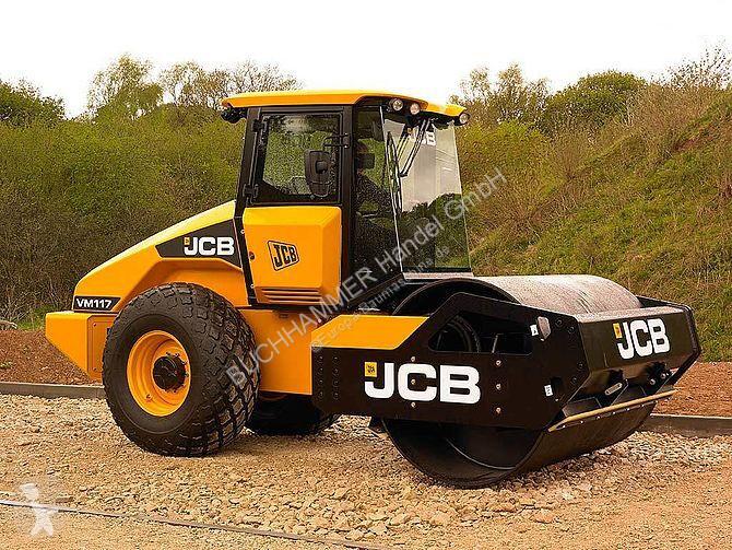 查看照片 压路机 JCB VM 117D