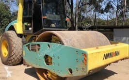 Ammann AC 100 used single drum compactor