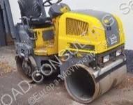 Dynapac CC900S used tandem roller
