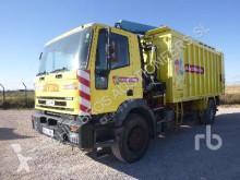 compacteur à déchets Iveco