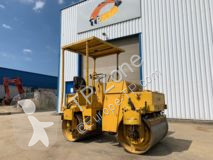 Bomag bw120ad compactor tandem second-hand