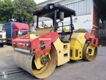 Dynapac CC424HF compactor tandem second-hand
