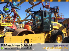 Jednoválcový zhutňovač Caterpillar CS 74B Walzenzug 16to CE + EPA Neuwertig