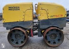 Compactor cu picior de oaie second-hand Wacker Neuson RT SC3
