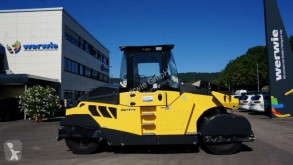 Bomag BW 28 RH compactor pe roti second-hand
