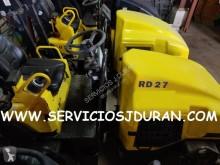 Wacker Neuson RD27-120 compactor tandem second-hand