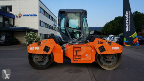 Hamm HD 90.4 compactor / roller used