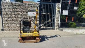Weber Rüttelplatte WHV 600 Kg HATZ Diesel