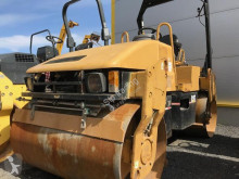 Caterpillar CB334E used tandem roller