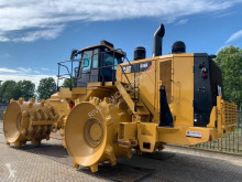 Caterpillar 836K demo only 270 hours compactor / roller used