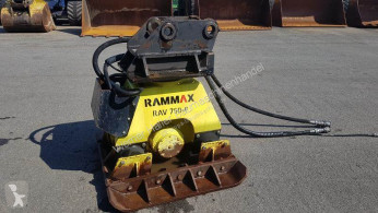 Ammann RAV 750- P Bagger used vibrating plate compactor