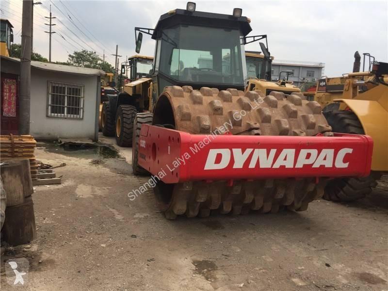 Vedeţi fotografiile Compactor Dynapac CA302D CA302D