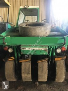 Used wheeled roller Corinsa CCN 12-21
