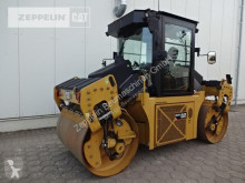 Caterpillar CD44B compactor / roller used