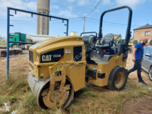 Caterpillar compacteur mixte occasion