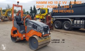 Hamm HD 10 CVV tweedehands tandemwals
